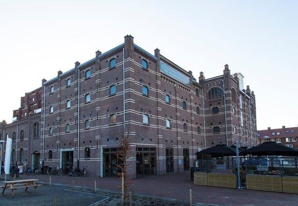 Herbestemming Cereol Fabriek Utrecht