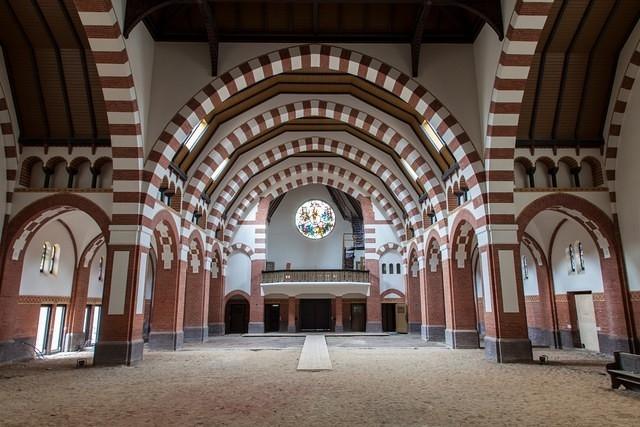 Restauratie Clemenskerk Hilversum