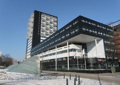 Herontwikkeling Westerlaantoren Rotterdam