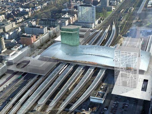 Nieuwbouw OVT Utrecht