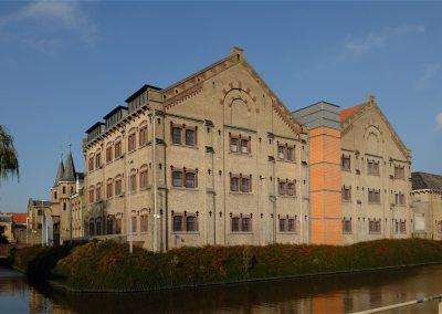 Restauratie en herbestemming Blokhuispoort Leeuwarden