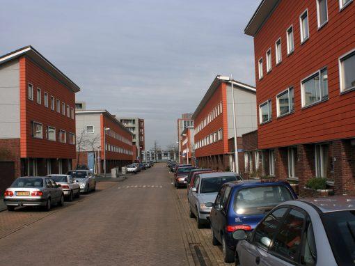 RGS Casco onderhoud 165 woningen Parkwijk te Utrecht