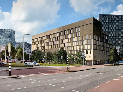 Nieuwbouw Hogeschool Utrecht