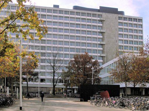 Transformatie en Renovatie Koopmans Building Tilburg