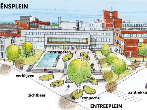 Transformatie voormalig ziekenhuis Ariensplein Enschede