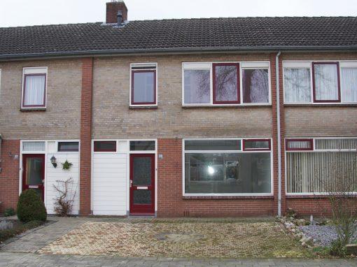 Renovatie 121 woningen Vriezenveen