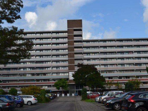 Renovatie 244 appartementen Fonteinbos Zoetermeer