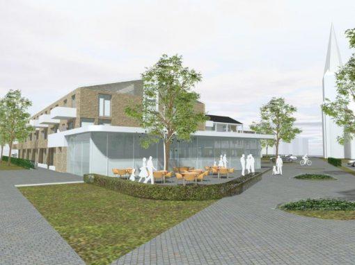 Nieuwbouw woonzorgcomplex Gendringen