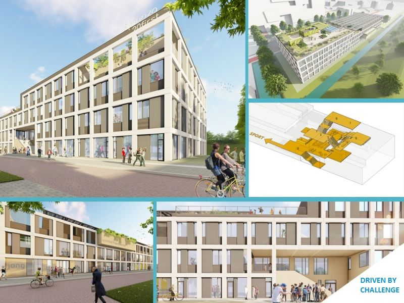 Nieuwbouw Spinoza20First Amsterdam