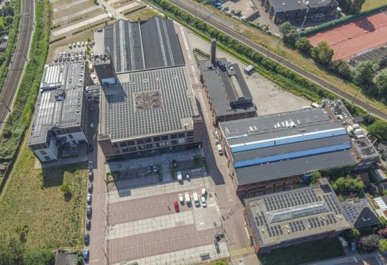 Herbestemming fabriekscomplex Hazemeijer te Hengelo