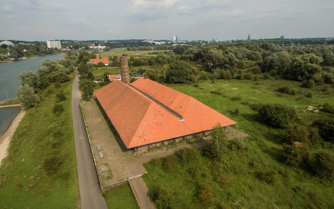 Herbestemming voormalig steenfabriek Elden bij Arnhem