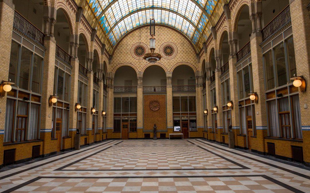 Restauratie en Herbestemming Het Grote Kantoor te Delft